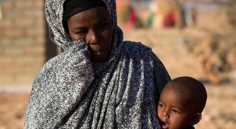 Más 2 millones personas Somalia se enfrentan al hambre debido sequía desastrosa