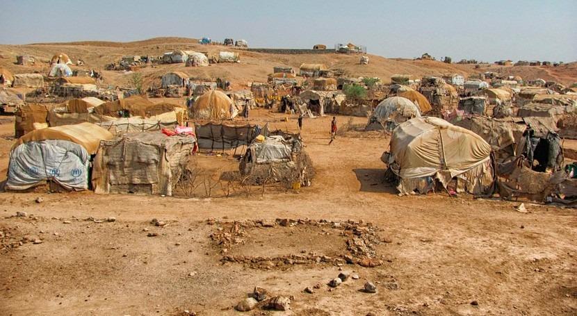 sequía Somalia provoca muerte al menos 26 personas