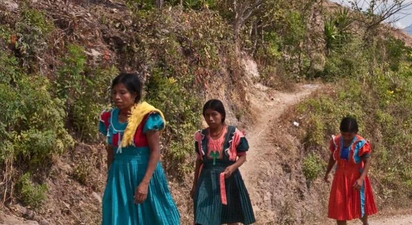 La falta de lluvias deja sin medios de vida a los pequeños agricultores (Acciona Contra el Hambre).