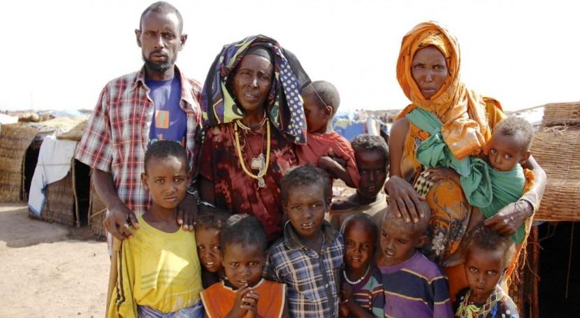 Etiopía se enfrenta 'tormenta perfecta' grave sequía