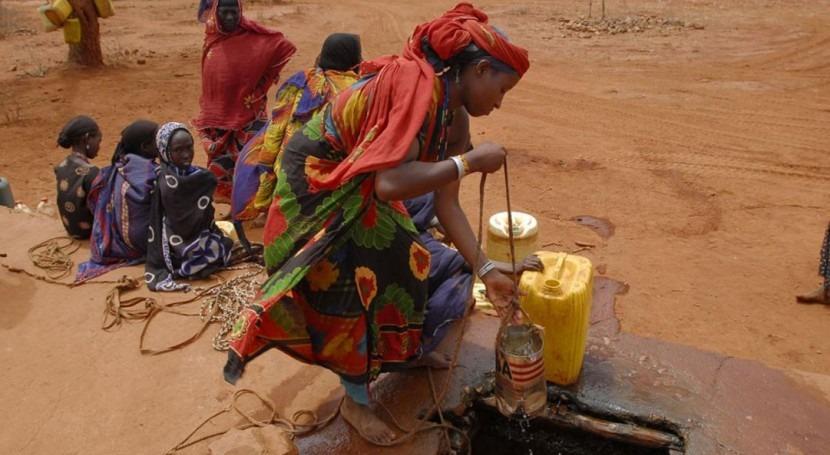 Etiopía necesita ayuda grave sequía causada Niño