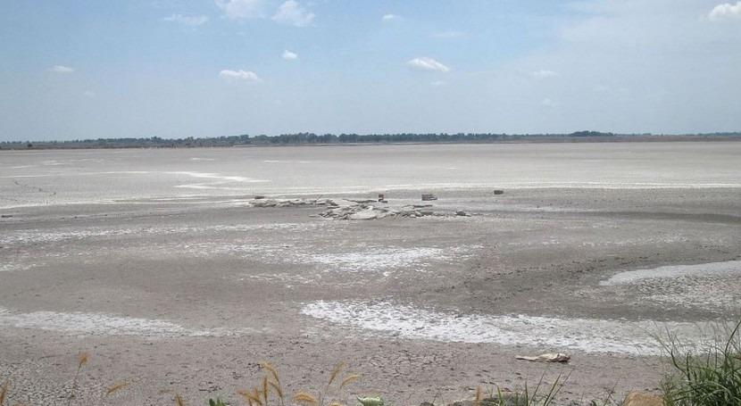 sequía cuencas Júcar y Segura año hidrológico más seco lo normal