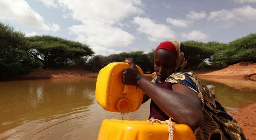 Somalia se muere hambre y sed efectos Niño