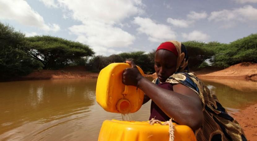 60.000 afectados sequía norte Somalia reciben ayuda
