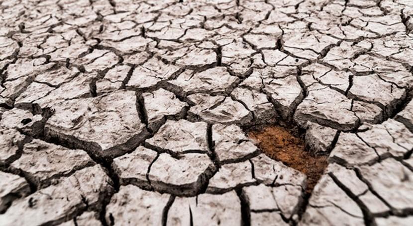sequías España: Radiografía últimos 318 años