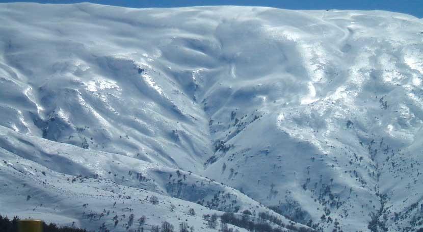 Confirmado: Desciende extensión y persistencia nieve Sierra Nevada