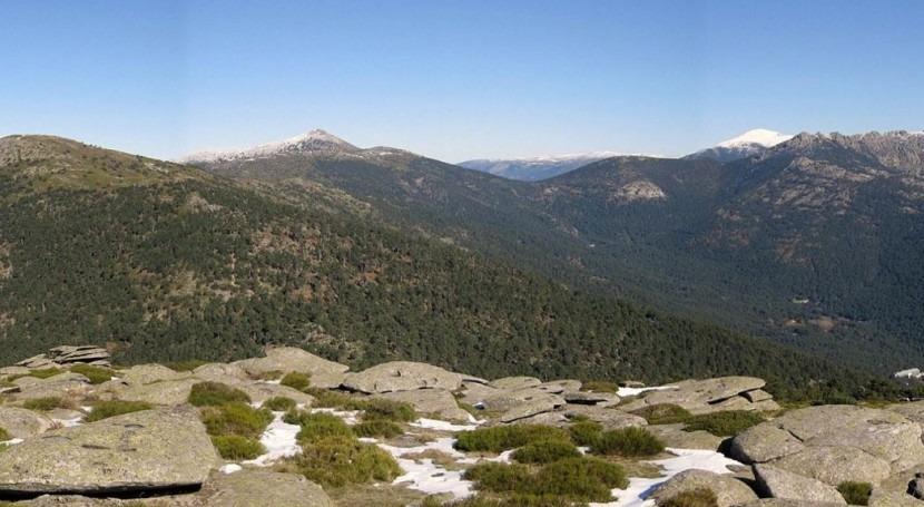 'GuMNet' estudiará climatología, meteorología y medio ambiente Sierra Guadarrama