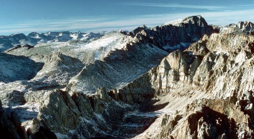 nieve Sierra Nevada, California, alcanza nivel más 500 años