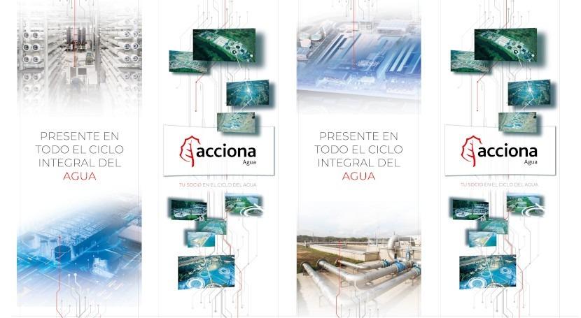 ACCIONA Agua presenta Feria SIGA tecnología que cambiará gestión agua