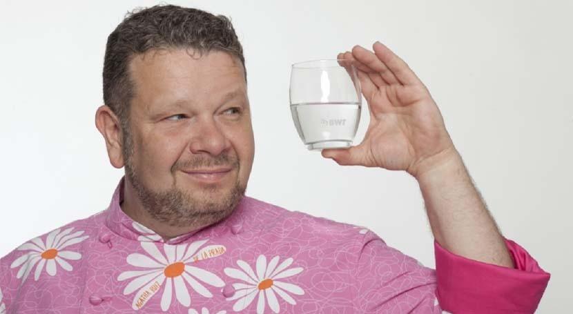 gestión agua cocina chef Alberto Chicote