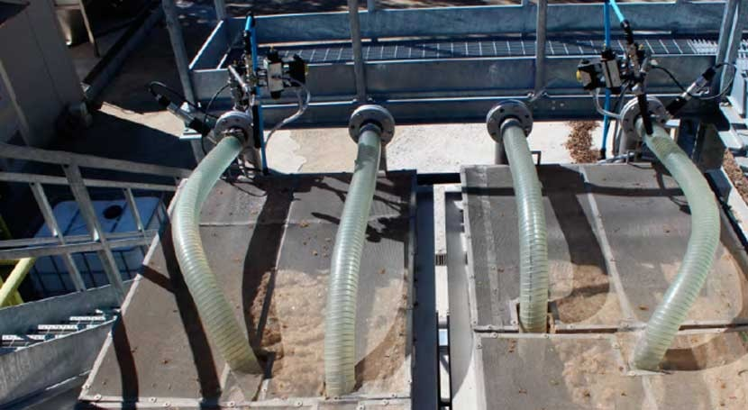 sistemas MBR Xylem reducen 20% consumo energía PTAR