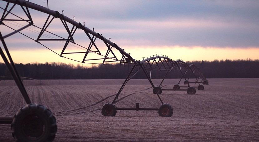 nuevo modelo basado inteligencia artificial permite ahorrar agua regadíos