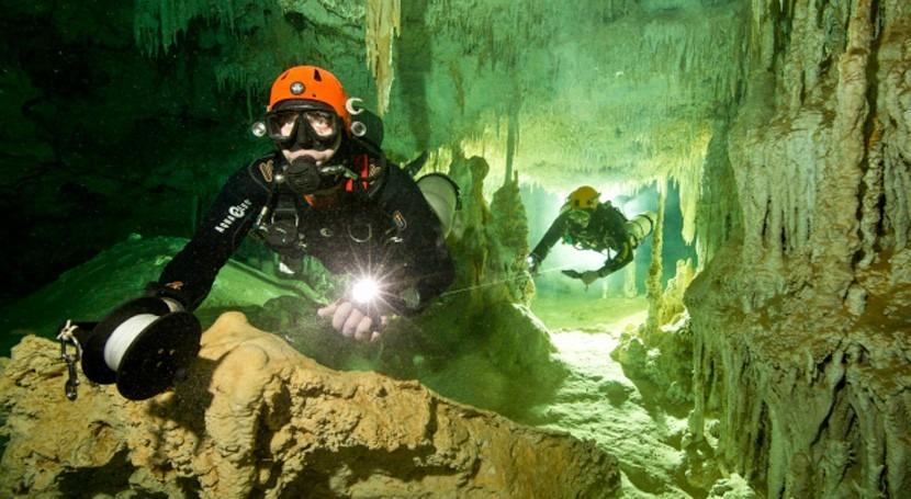 Descubierto México sitio arqueológico sumergido más grande mundo
