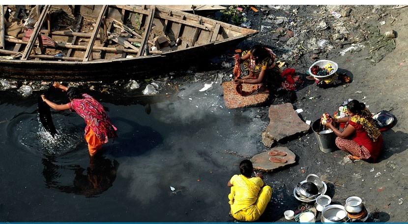 Semana Mundial Agua pone foco creciente impacto fenómenos extremos