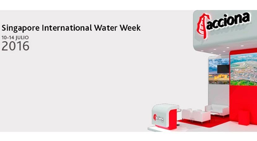 ACCIONA Agua participa Singapur foro referencia innovación agua