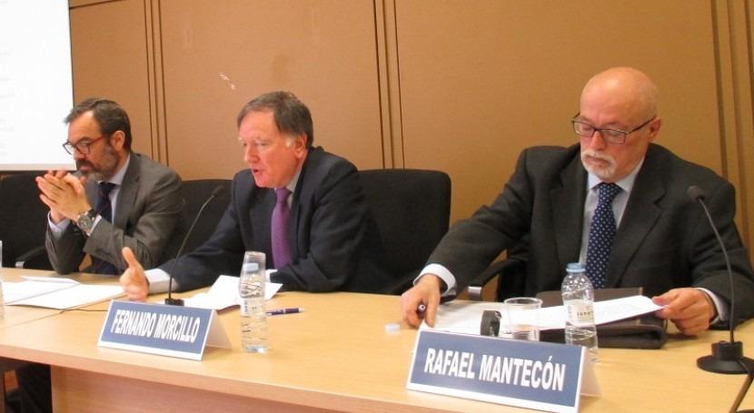 Fernando Morcillo destaca importancia sistemas y procedimientos control vertidos