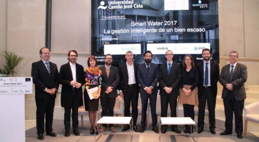 solución retos agua es smart water y afecta todas industrias
