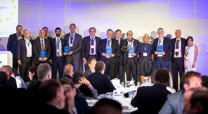 proyecto SmartH2O, premiado plataforma Tecnológica Europea Agua (WssTP)