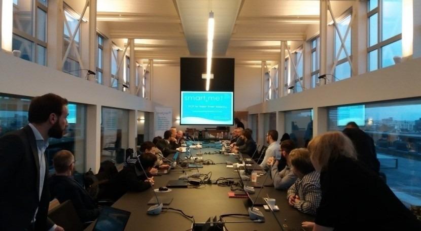 proyecto SMART.MET lanza primera fase cuatro operadores económicos europeos innovadores