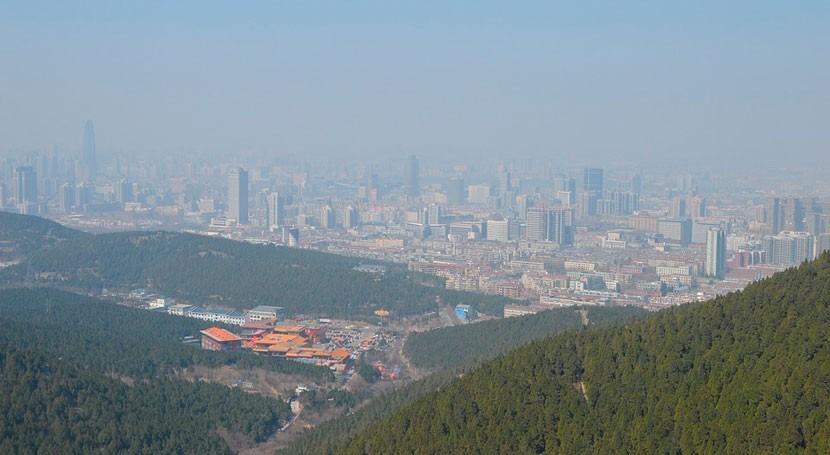 cambio climático podría agravar smog invernal China
