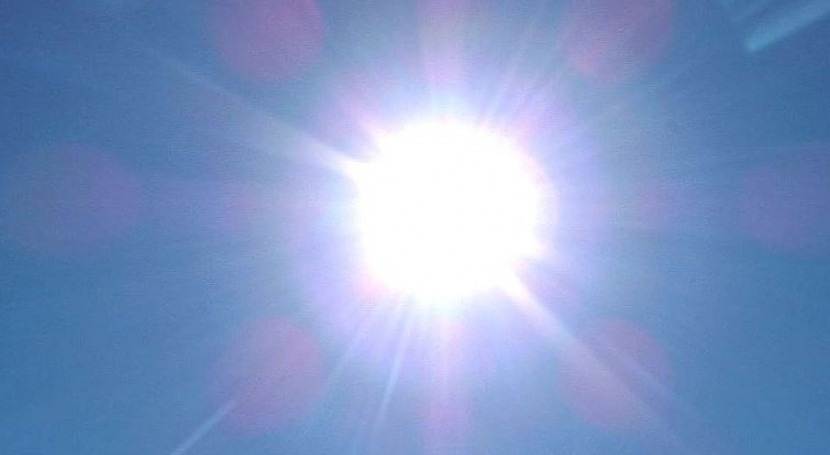 2015, cuatro años más cálidos España que hay registros