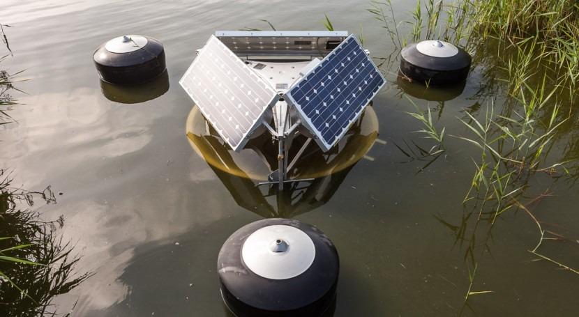 restauración lagos y embalses través mejora calidad in situ ya es realidad