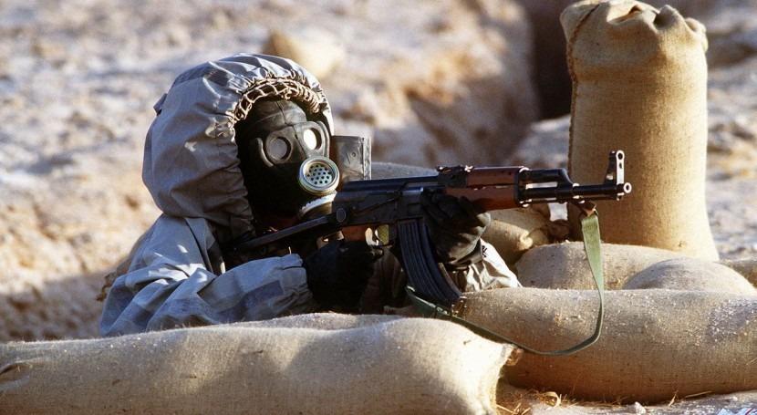 Soldado sirio (Wikipedia/CC)