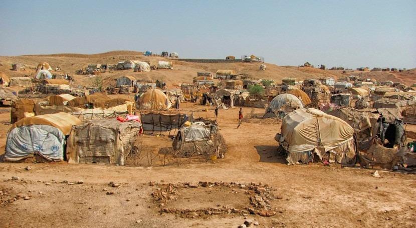 sequía y violencia aumentan inseguridad alimentaria Somalia
