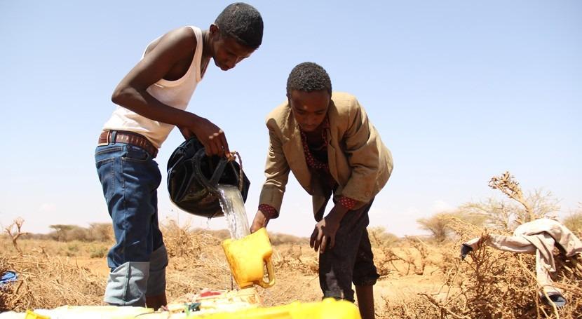 Somalia, paso hambruna debido sequía