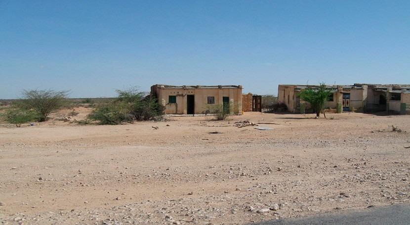paso ' Niña' empeorará grave sequía que asola Somalia
