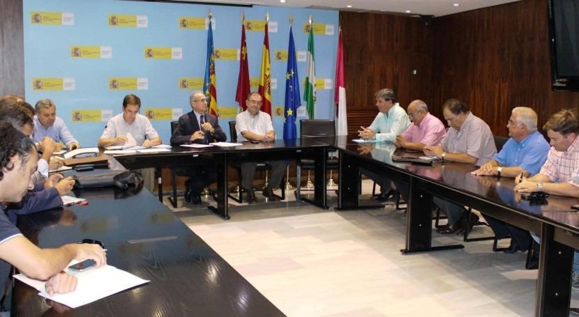 CHS pondrá marcha sondeos Cartagena paliar situación sequía