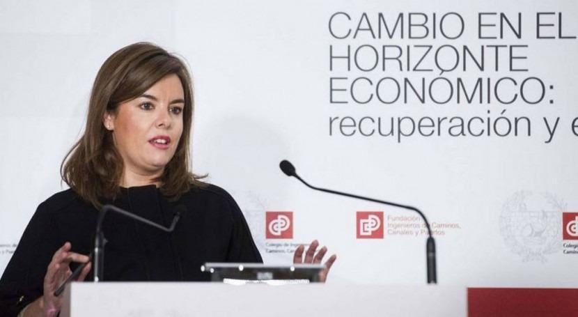 inversión infraestructura España 2015 se incrementará 8,8% respecto 2014, 9.470 millones
