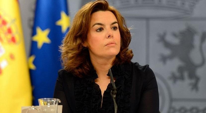 Soraya Sáenz de Santamaría (Wikipedia/CC).