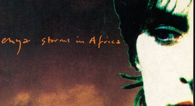 """Storms in Africa"": Enya nuevo"