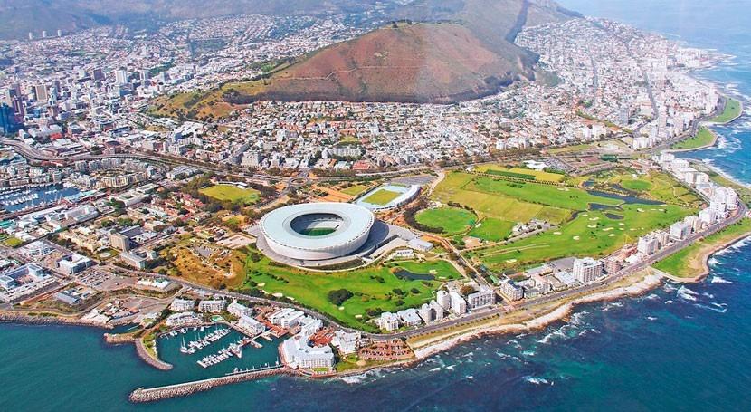 Sudáfrica pone marcha mayor planta desalinizadora hacer frente escasez agua