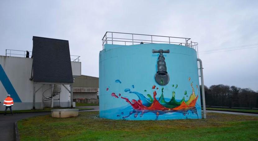 Suez gana dos contratos agua potable y saneamiento 30 millones Guingamp Communauté