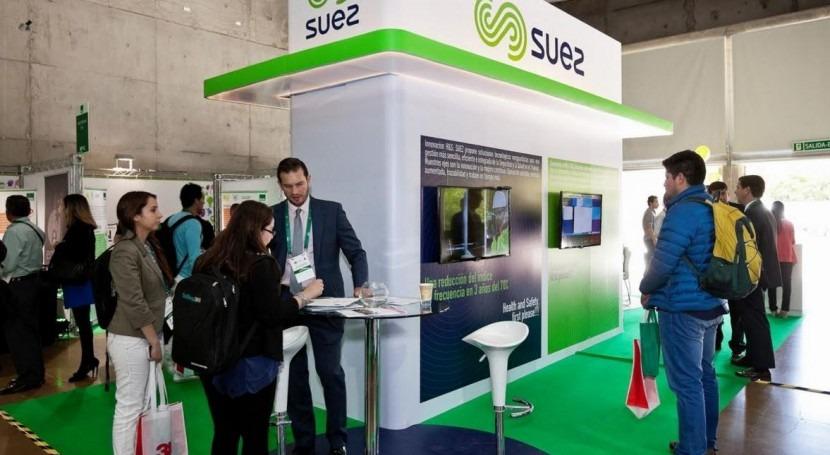 SUEZ Water Spain explica cómo superar éxito prevención Congreso ORP Chile