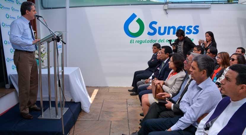 SUNASS redobla supervisión calidad servicio agua potable Arequipa