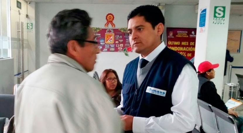 Gobierno peruano comienza campaña atención usuarios agua potable