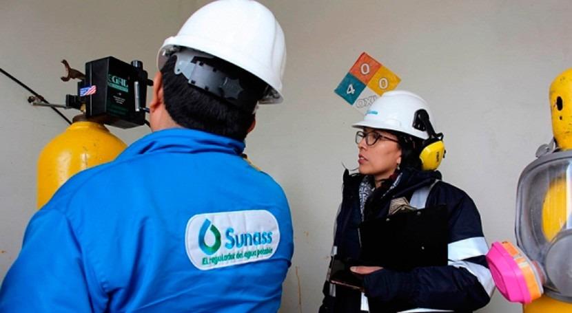 Perú revisa metas gestión y tarifas programadas garantizar continuidad servicio