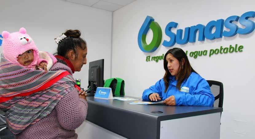 Sunass Perú atendió 2018 más 1.400 consultas relacionadas servicio agua potable