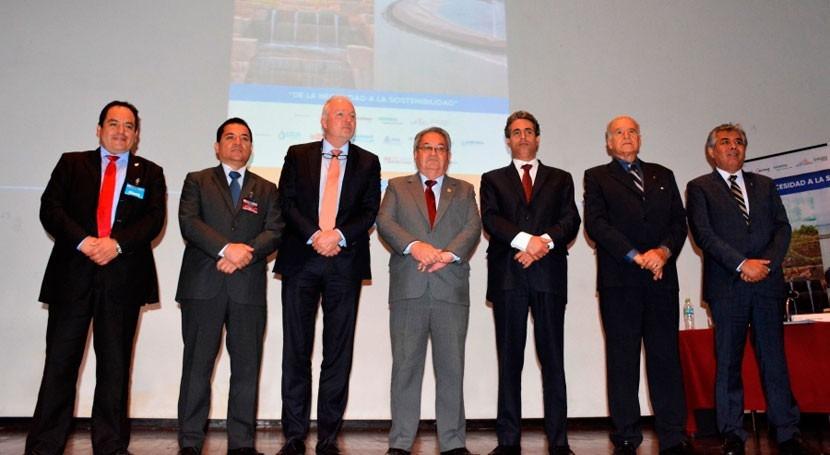 Perú garantiza través SUNASS tarifas agua que permitan brindar servicio calidad