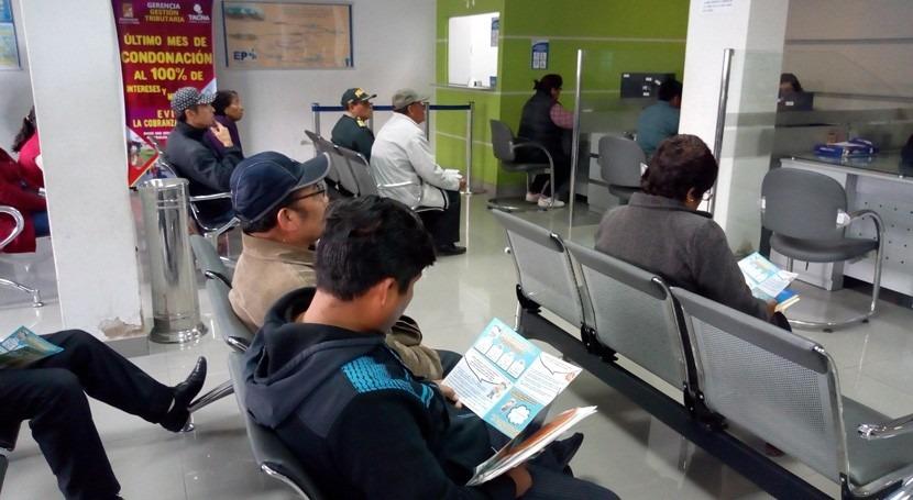 Perú recomienda plataforma EPS agilizar trámites servicios agua