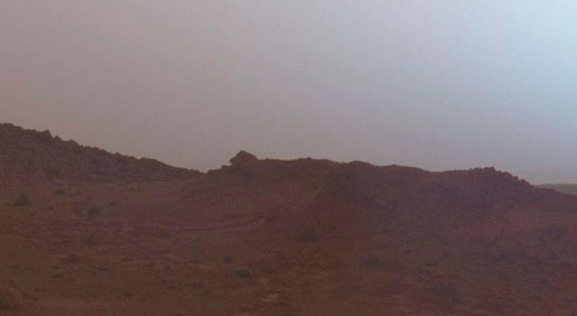 pasado húmedo Marte hace pensar potenciales ambientes habitables planeta rojo