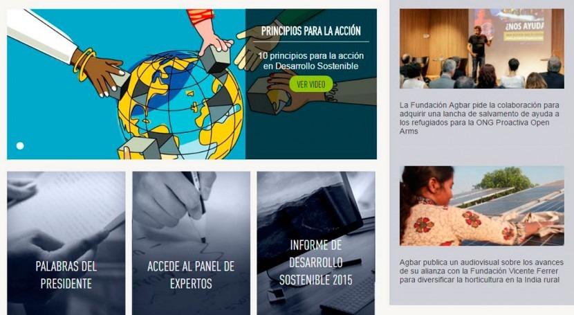 SUEZ Water Spain publica Informe desarrollo sostenible 2015