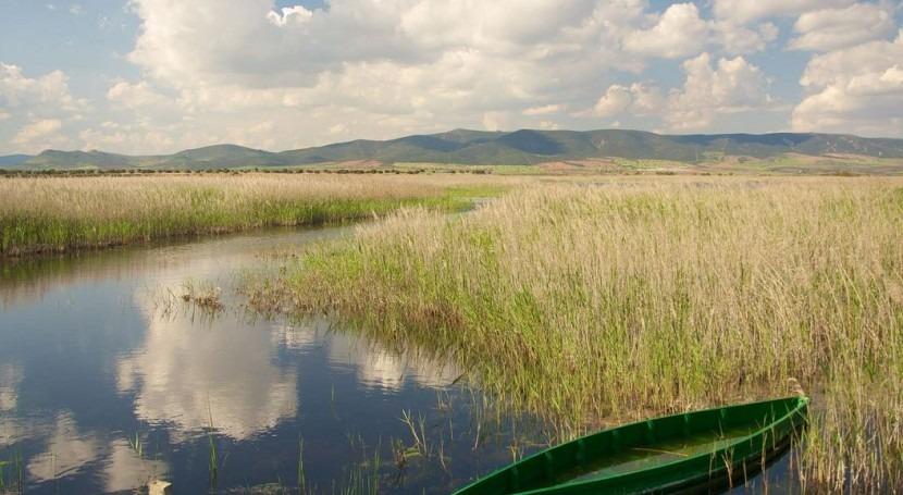 historia parque natural Tablas Daimiel, través recuerdos pescador