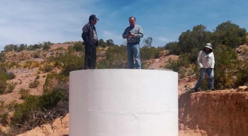Más 400 familias bolivianas cosecharán agua lluvia consumir época sequía