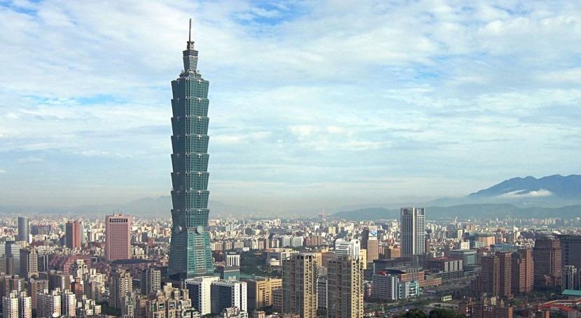 Taipéi (Wikipedia/CC).