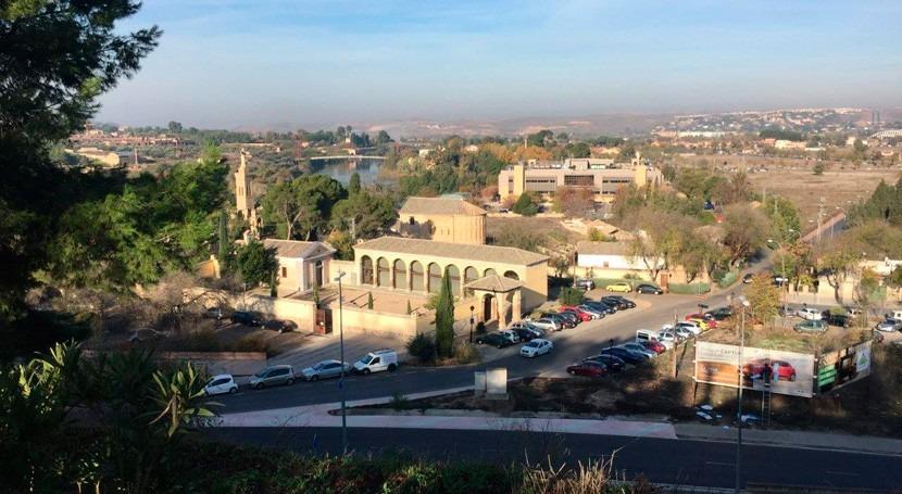 Castilla- Mancha toma muestras Tajo debido espuma aparecida Toledo