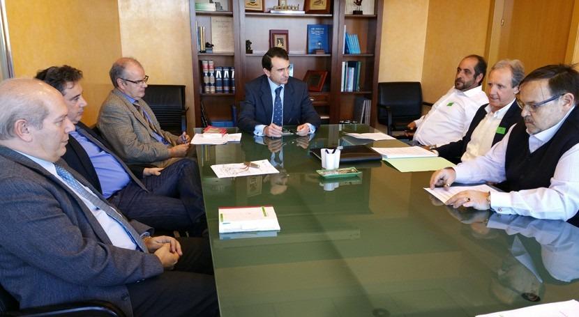 Aspectos relacionados gestión FERTAJO centran última reunión CHT